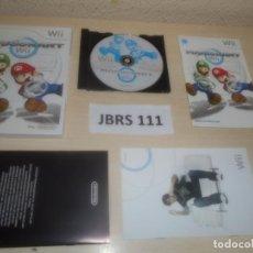 Videojuegos y Consolas: WII - MARIO KART WII , PAL ESPAÑOL , COMPLETO. Lote 275925288