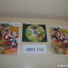 Videojuegos y Consolas: WII . DRAGON BALL Z BUDOKAI TENKAICHI 3 , PAL ESPAÑOL , COMPLETO. Lote 275926038