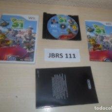 Videojuegos y Consolas: WII - PLANET 51 , PAL ESPAÑOL , COMPLETO. Lote 275926758