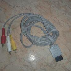 Videojuegos y Consolas: CABLE AV AUDIO VIDEO NINTENDO WII. Lote 276175983