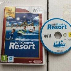 Videojogos e Consolas: WII SPORTS RESORT - NINTENDO WII KREATEN. Lote 276642833