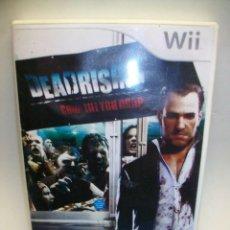 Videojuegos y Consolas: DEADRISING CHOP TILL YOU DROP WII. Lote 276789263