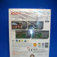 Videojuegos y Consolas: PES2009 WII NUEVO Y PRECINTADO. Lote 276790598