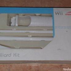 Videojuegos y Consolas: ACCESORIO PARA NINTENDO WII BILLARD KIT SPEED LINK. Lote 276798538