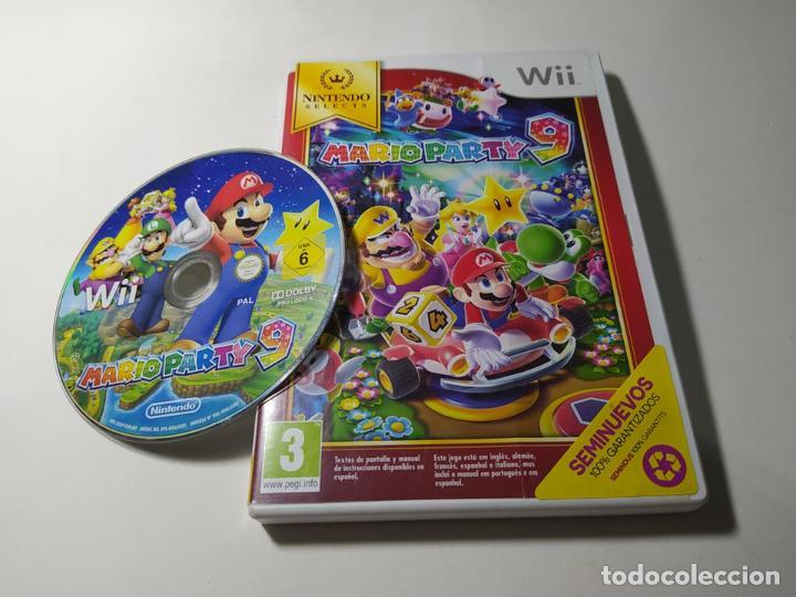 Videojuegos y Consolas: Lote/ Pack 11 juegos Nintendo Wii - Wii U - Juegazos ! Mario party ..new mario.. donkey.. - Foto 2 - 276905918