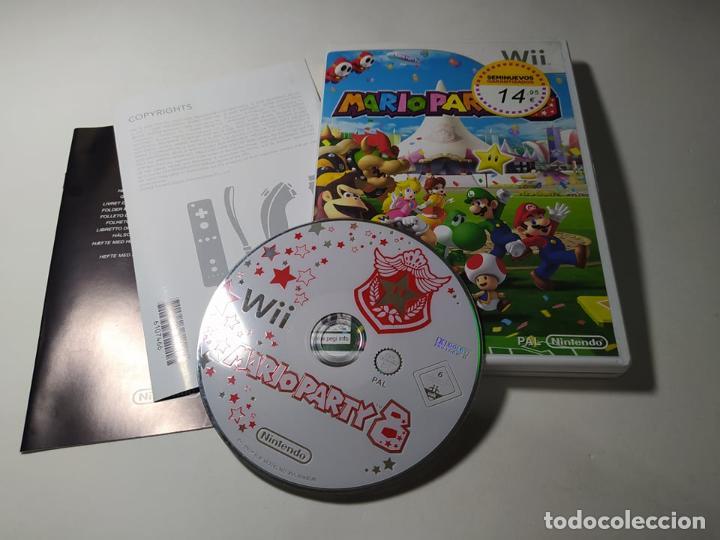 Videojuegos y Consolas: Lote/ Pack 11 juegos Nintendo Wii - Wii U - Juegazos ! Mario party ..new mario.. donkey.. - Foto 3 - 276905918