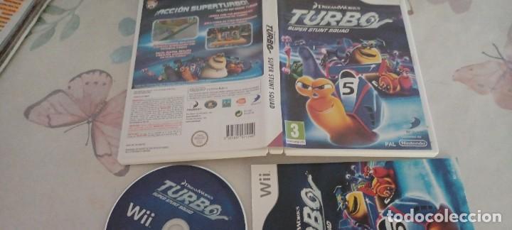 TURBO SUPER STUNT SQUAD NINTENDO WII PAL ESP (Juguetes - Videojuegos y Consolas - Nintendo - Wii)