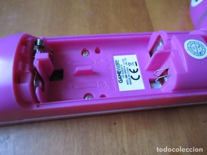 Videojuegos y Consolas: Mando Wii Motion Plus y Nunchuk Gameware Rosa - Foto 7 - 277031603