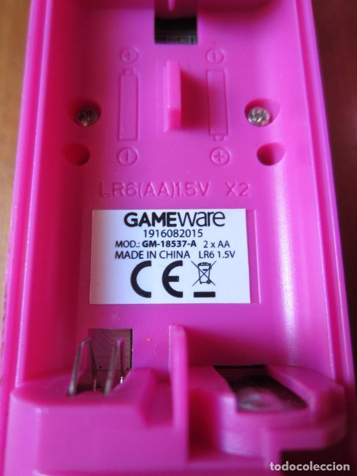 Videojuegos y Consolas: Mando Wii Motion Plus y Nunchuk Gameware Rosa - Foto 8 - 277031603