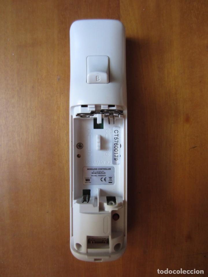 Videojuegos y Consolas: Mando Wii Motion Plus y Nunchuk (Marca Generica) - Foto 5 - 277031933