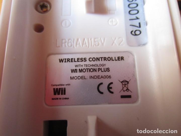 Videojuegos y Consolas: Mando Wii Motion Plus y Nunchuk (Marca Generica) - Foto 7 - 277031933