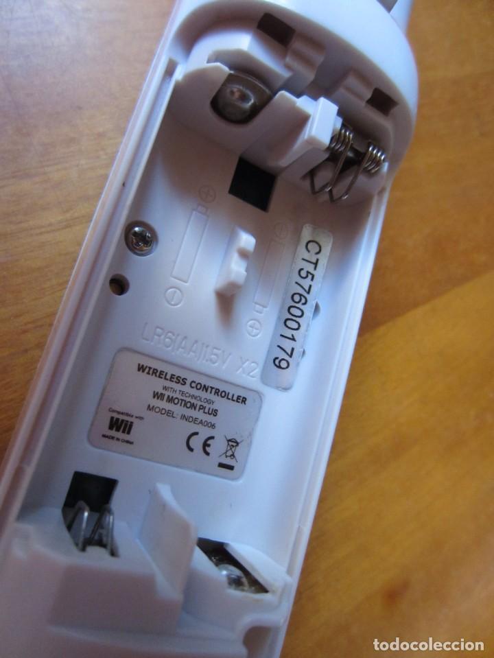Videojuegos y Consolas: Mando Wii Motion Plus y Nunchuk (Marca Generica) - Foto 8 - 277031933