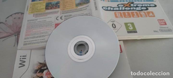 Videojuegos y Consolas: Family Trainer Extreme Challenge Nintendo Wii (PAL España muy buen estado) - Foto 2 - 277032853
