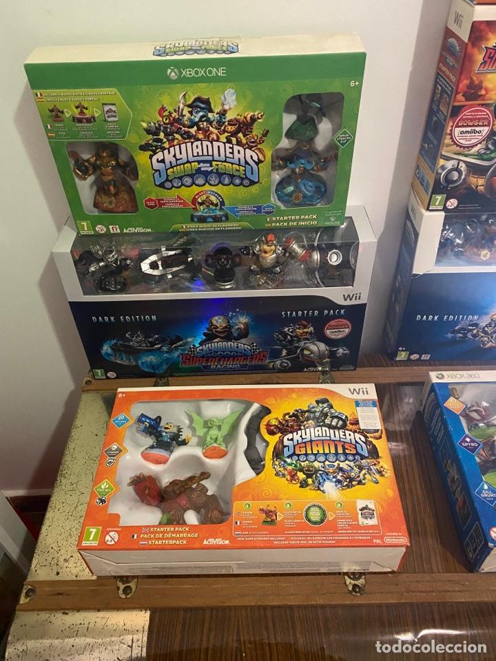Videojuegos y Consolas: Lote Skylanders varias plataformas - Foto 2 - 277226918