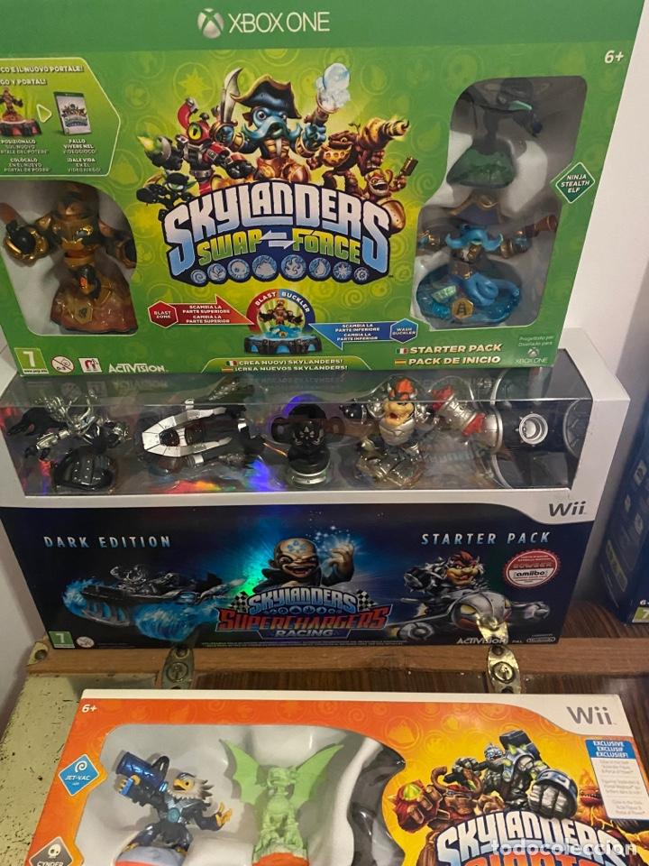 Videojuegos y Consolas: Lote Skylanders varias plataformas - Foto 3 - 277226918