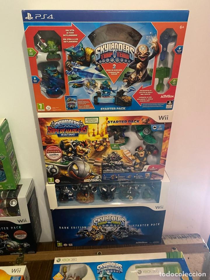 Videojuegos y Consolas: Lote Skylanders varias plataformas - Foto 4 - 277226918