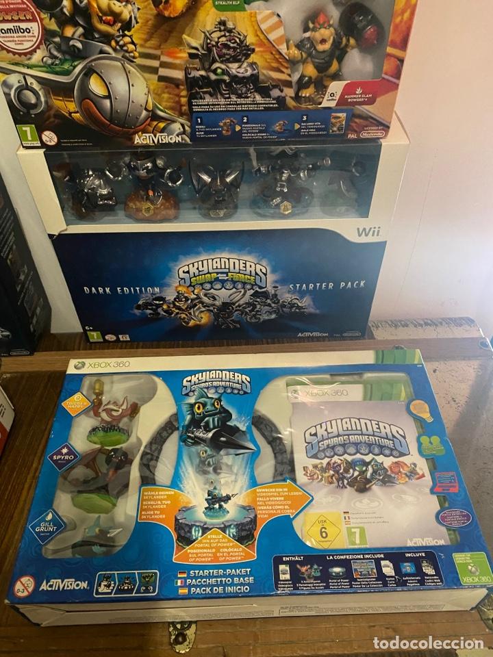 Videojuegos y Consolas: Lote Skylanders varias plataformas - Foto 5 - 277226918
