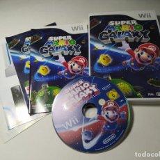 Videojuegos y Consolas: SUPER MARIO GALAXY ( NINTENDO WII - WII U - PAL - ESP) (1). Lote 277558283