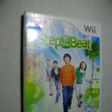 Videojuegos y Consolas: STEP TO THE BEAT PARA NINTENDO WII. Lote 277636933