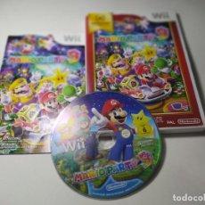 Videojuegos y Consolas: MARIO PARTY 9 ( SELECT) ( NINTENDO WII - WII U - PAL - ESP) (1). Lote 277712413