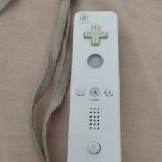 Videojuegos y Consolas: MANDO WII BLANCO ORIGINAL. Lote 278189193