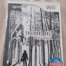 Videojuegos y Consolas: RESIDENT EVIL 4 WII. Lote 278340803