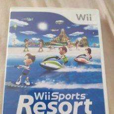 Videojuegos y Consolas: WII SPORTS RESORT. Lote 278340898