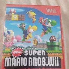 Videojuegos y Consolas: NEW SUPER MARIO BROS WII. Lote 278341108