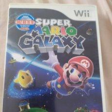 Videojuegos y Consolas: SUPER MARIO GALAXY WII. Lote 278341218
