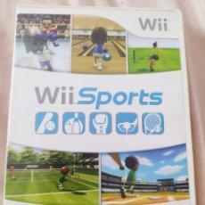 Videojuegos y Consolas: WII SPORTS. Lote 278341658