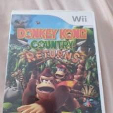 Videojuegos y Consolas: DONKEY KONG COUNTRY WII. Lote 278341773