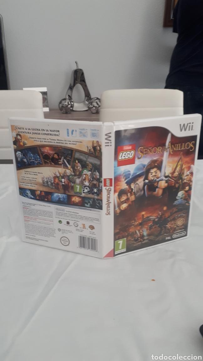 JUEGO EL SEÑOR DE LOS ANILLOS PARA WII (Juguetes - Videojuegos y Consolas - Nintendo - Wii)