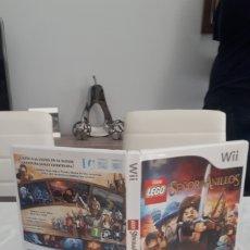 Videojuegos y Consolas: JUEGO EL SEÑOR DE LOS ANILLOS PARA WII. Lote 281874098