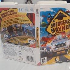 Videojuegos y Consolas: JUEGO EMERGENCY MAYHEM PARA WII. Lote 281874383