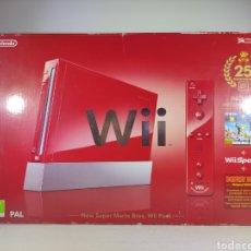 Videojuegos y Consolas: WII 25 ANIVERSARIO SUPER MARIO BROS.. Lote 281924913