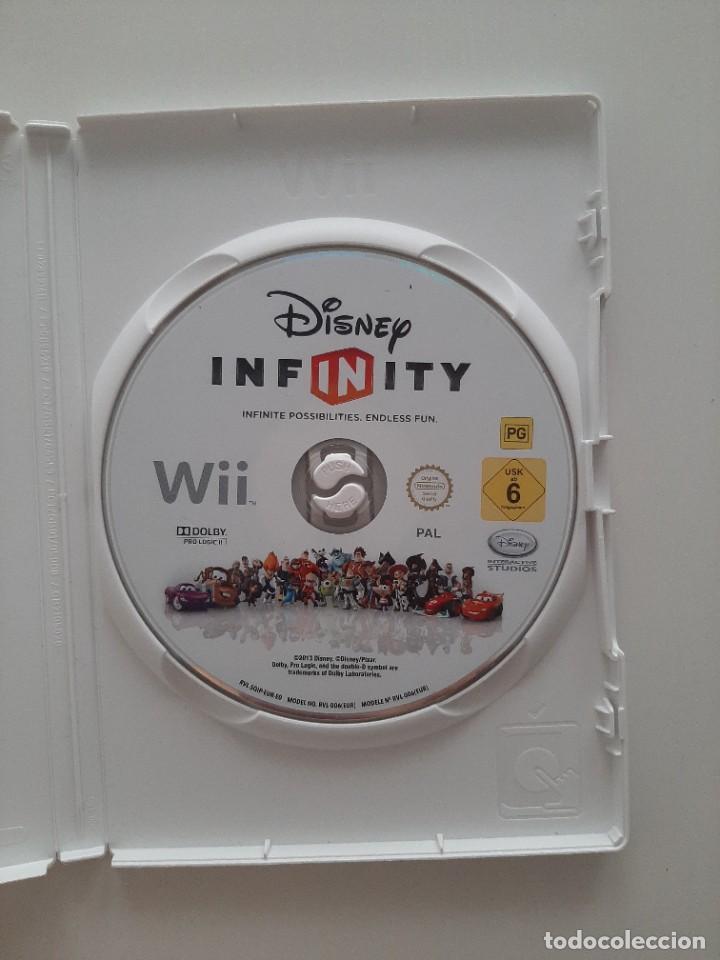 JUEGO WII INFINITY (Juguetes - Videojuegos y Consolas - Nintendo - Wii)