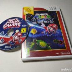 Videojuegos y Consolas: SUPER MARIO GALAXY ( SELECT ) ( NINTENDO WII - WII U - PAL - ESP) (2). Lote 285397668