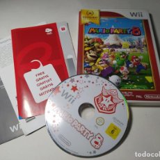 Videojuegos y Consolas: MARIO PARTY 8 ( SELECT) ( NINTENDO WII - WII U - PAL - ESP) (1). Lote 285398013