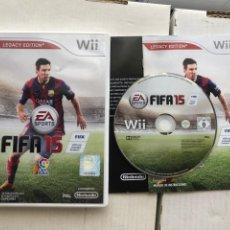 Videogiochi e Consoli: FIFA 15 - NINTENDO WII KREATEN. Lote 286228873