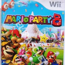 Videogiochi e Consoli: WII - MARIO PARTY 8 - NINTENDO -- PAL. Lote 286521008