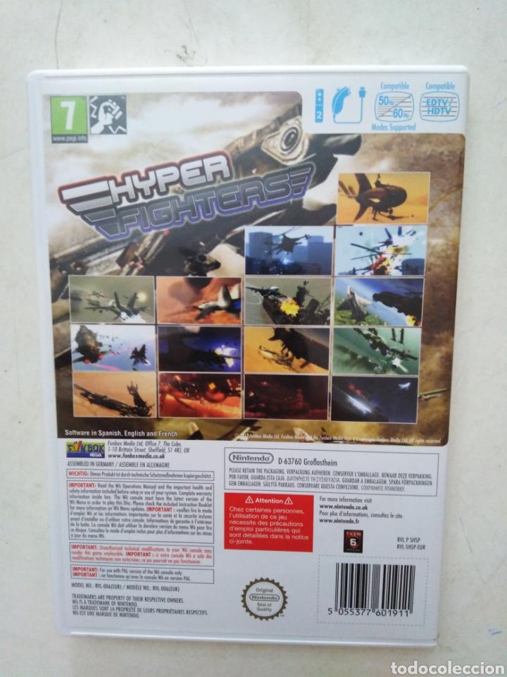 Videojuegos y Consolas: Wii, hyper fighters - Foto 2 - 287490248