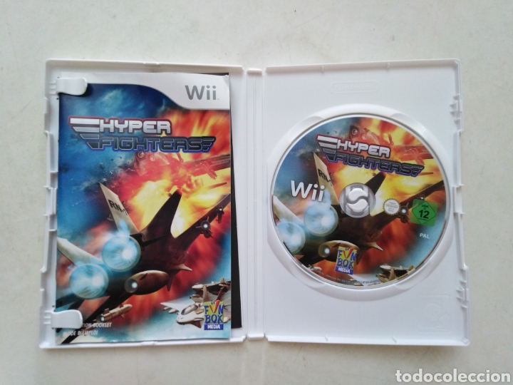 Videojuegos y Consolas: Wii, hyper fighters - Foto 3 - 287490248