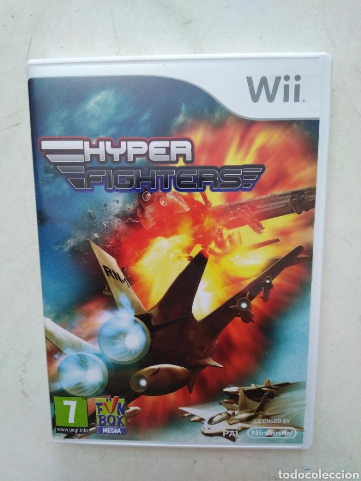 WII, HYPER FIGHTERS (Juguetes - Videojuegos y Consolas - Nintendo - Wii)