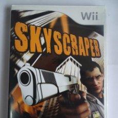 Videojuegos y Consolas: SKYSCRAPER - NINTENDO WII. Lote 287650893