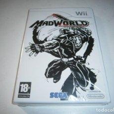 Videogiochi e Consoli: MAD WORLD NINTENDO WII PAL NUEVO PRECINTADO. Lote 287774718