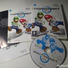 Videojuegos y Consolas: MARIO KART WII ( NINTENDO WII - PAL - ESP)(2). Lote 288159583