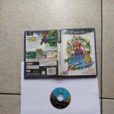 Videojuegos y Consolas: SUPER MARIO SUNSHINE NINTENDO GAMECUBE GC PAL-ESPAÑA , ORIGINAL 100%. Lote 288473873