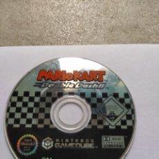 Videojuegos y Consolas: SOLO EL CD MARIO KART DOUBLE DASH NINTENDO GAMECUBE GC PAL-EUROPA , ORIGINAL 100%. Lote 288474563
