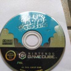 Videojuegos y Consolas: SOLO EL CD SUPER MARIO SUNSHINE NINTENDO GAMECUBE GC PAL-EUROPA , ORIGINAL 100%. Lote 288474903