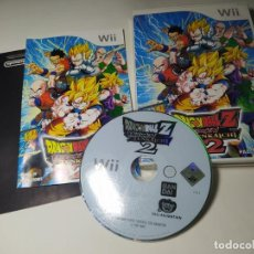 Videogiochi e Consoli: DRAGON BALL Z BUDOKAI TENKAICHI 2 ( NINTENDO WII - PAL - ESP)(1). Lote 289011893